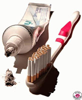 Haleine du fumeur