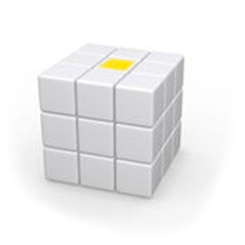Rubiks cube centre